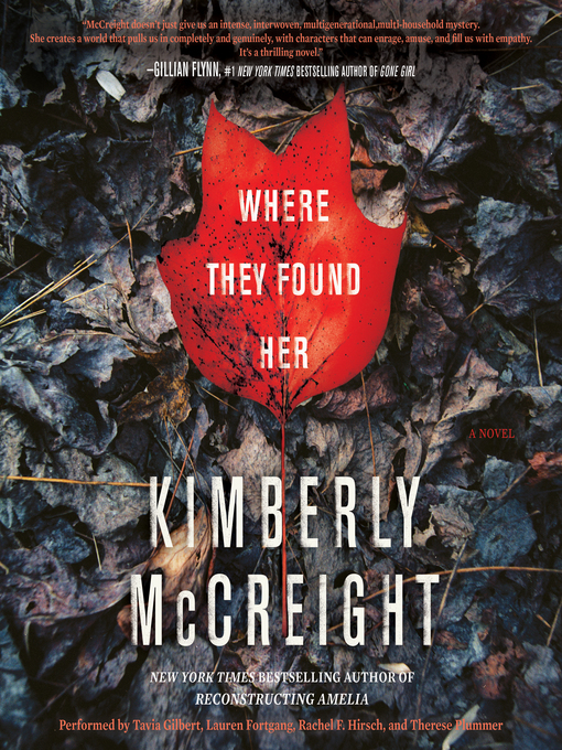 Title details for Where They Found Her by Kimberly McCreight - Wait list