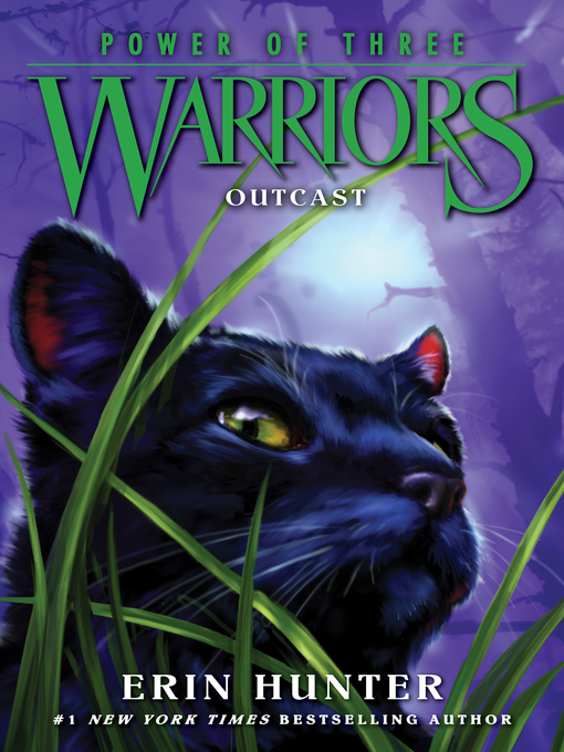 Title details for Outcast by Erin Hunter - Available