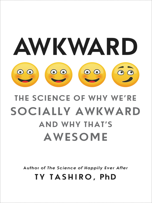 Title details for Awkward by Ty Tashiro - Available