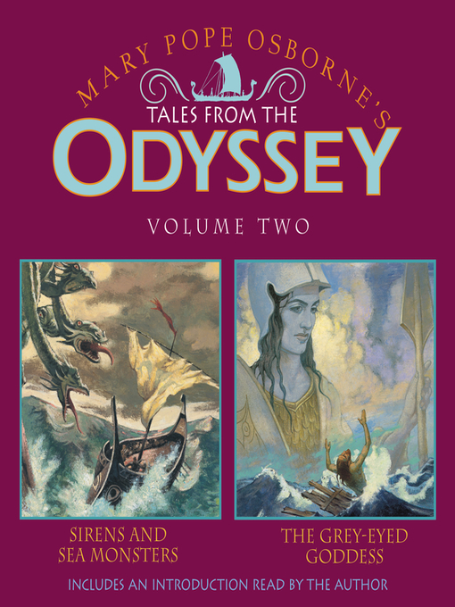 Title details for Sirens and Sea Monsters & The Gray-Eyed Goddess by Mary Pope Osborne - Available