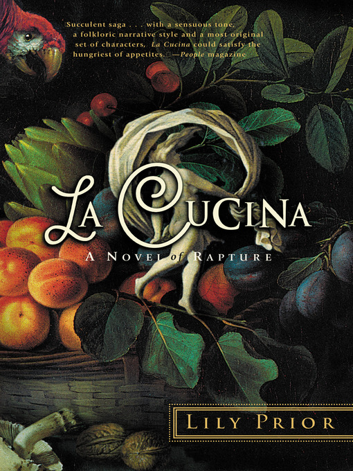 Title details for La Cucina by Lily Prior - Wait list
