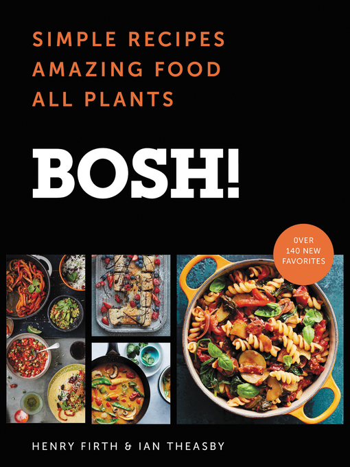 Title details for BOSH! by Ian Theasby - Available