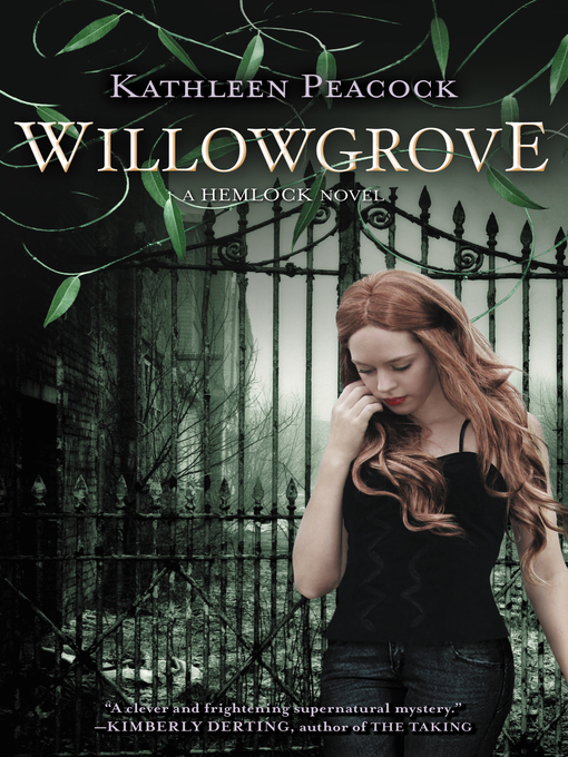 Cover of Willowgrove