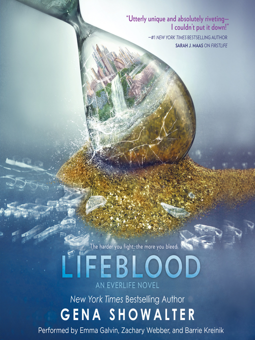 Title details for Lifeblood by Gena Showalter - Wait list