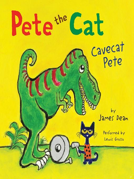 Title details for Cavecat Pete by James Dean - Available