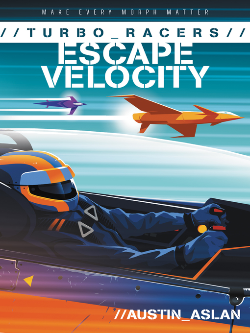 Cover of Escape Velocity