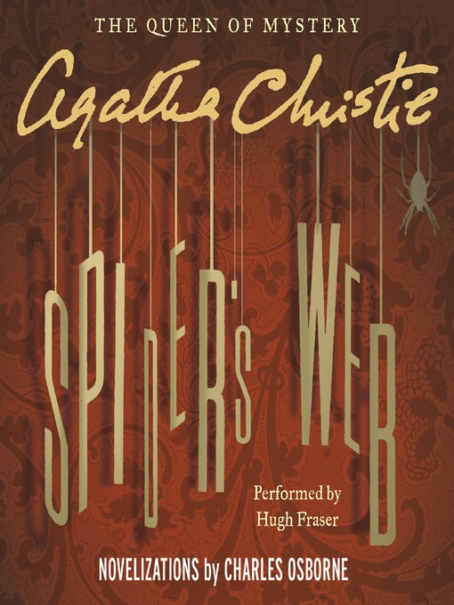 Title details for Spider's Web by Agatha Christie - Wait list