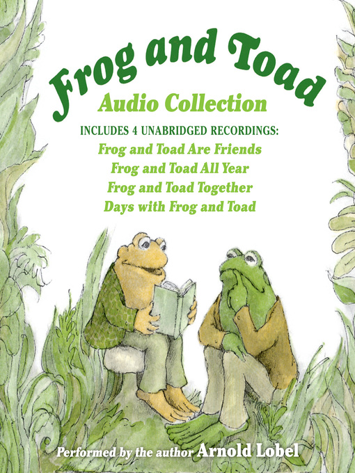 Title details for Frog and Toad Together by Arnold Lobel - Available