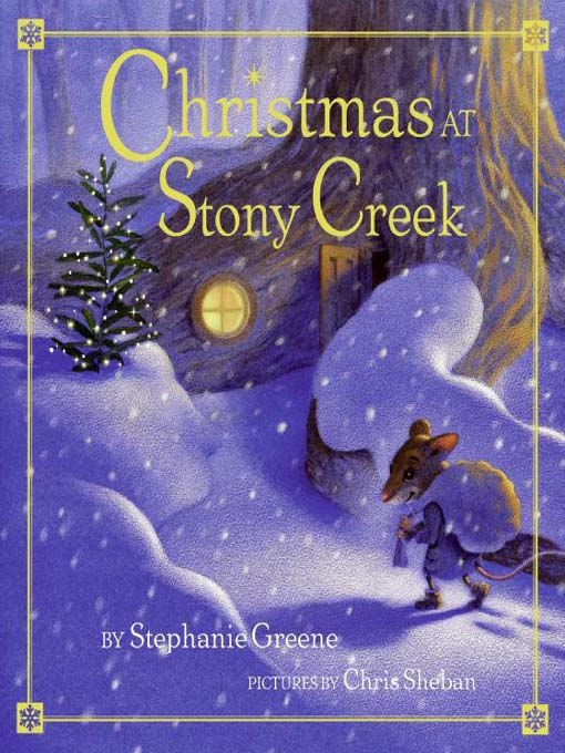 Title details for Christmas at Stony Creek by Stephanie Greene - Available