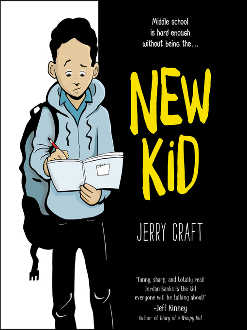 Title details for New Kid by Jerry Craft - Available