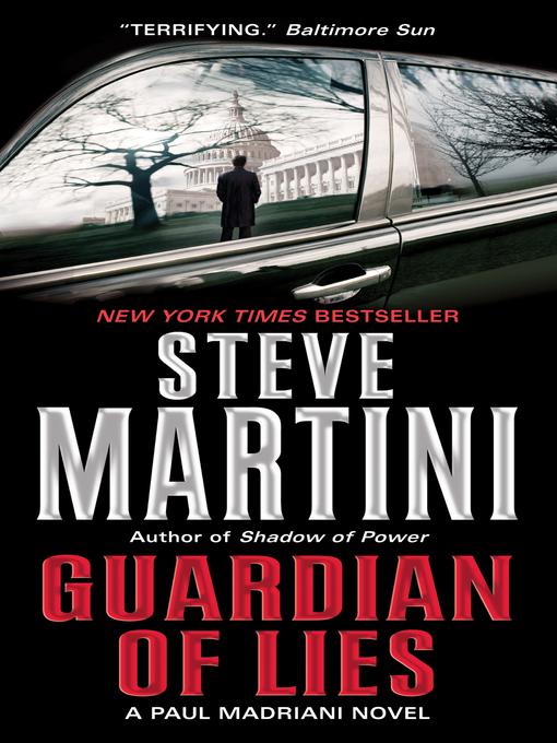 Title details for Guardian of Lies by Steve Martini - Wait list