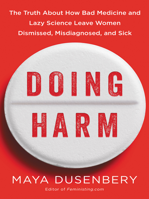 Cover of Doing Harm