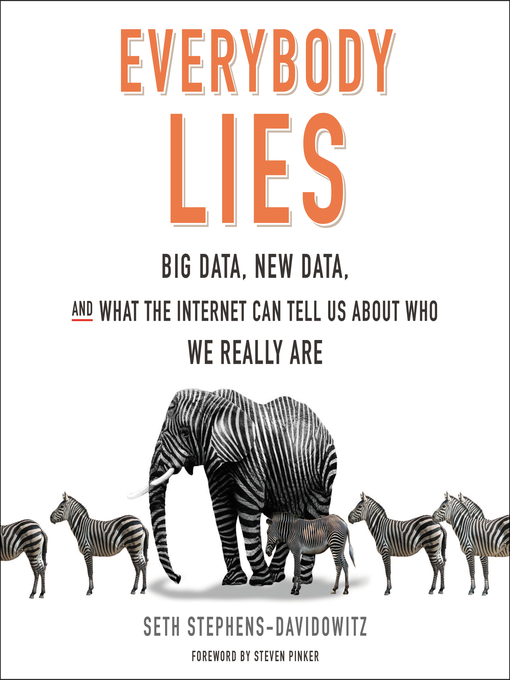 Title details for Everybody Lies by Seth Stephens-Davidowitz - Available