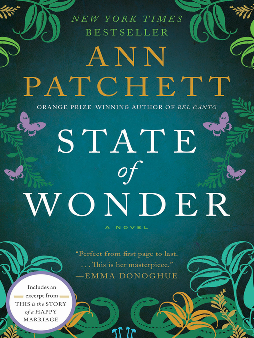 Title details for State of Wonder by Ann Patchett - Available