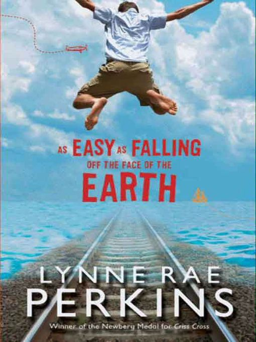 Cover of As Easy as Falling Off the Face of the Earth