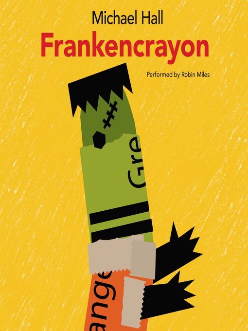 Title details for Frankencrayon by Michael Hall - Available