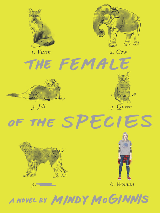Title details for The Female of the Species by Mindy McGinnis - Available