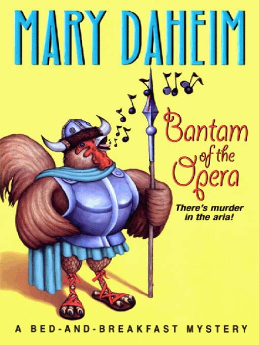 Title details for Bantam of the Opera by Mary Daheim - Wait list