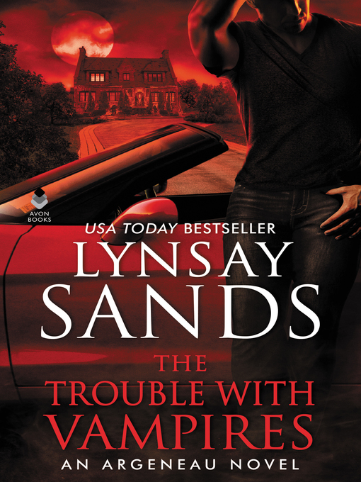 Title details for The Trouble With Vampires by Lynsay Sands - Wait list