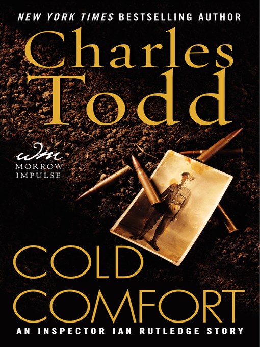 Title details for Cold Comfort by Charles Todd - Wait list