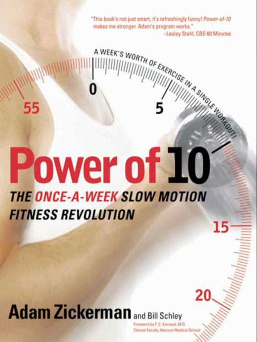 Title details for Power of 10 by Adam Zickerman - Available