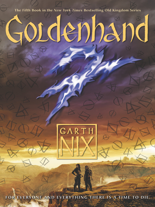 Title details for Goldenhand by Garth Nix - Available