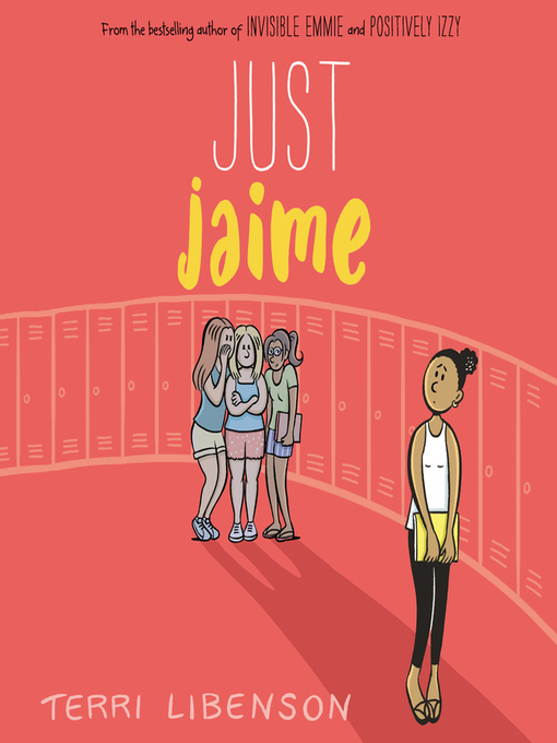 Cover image for Just Jaime