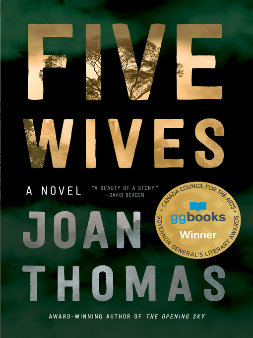 Title details for Five Wives by Joan Thomas - Wait list