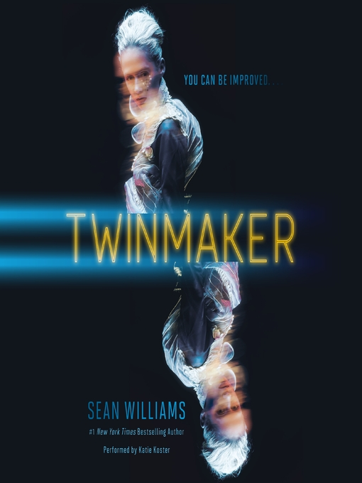 Title details for Twinmaker by Sean Williams - Available