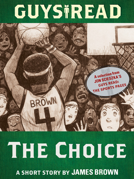 Title details for The Choice by James Brown - Available