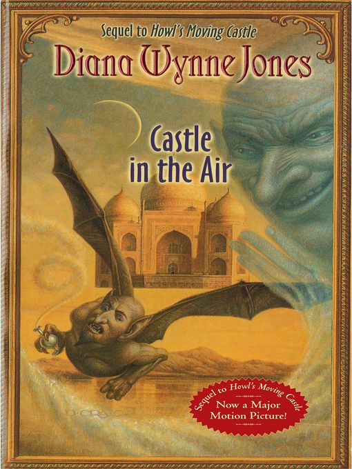 Title details for Castle in the Air by Diana Wynne Jones - Wait list
