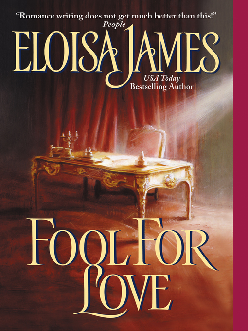 Title details for Fool for Love by Eloisa James - Available