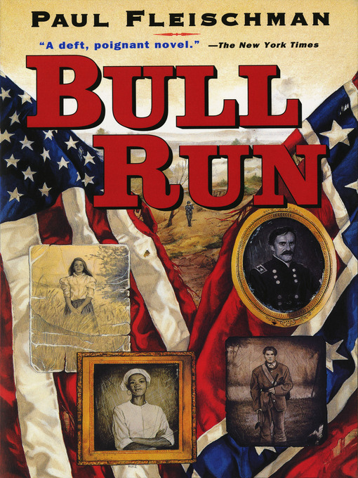 Title details for Bull Run by Paul Fleischman - Available