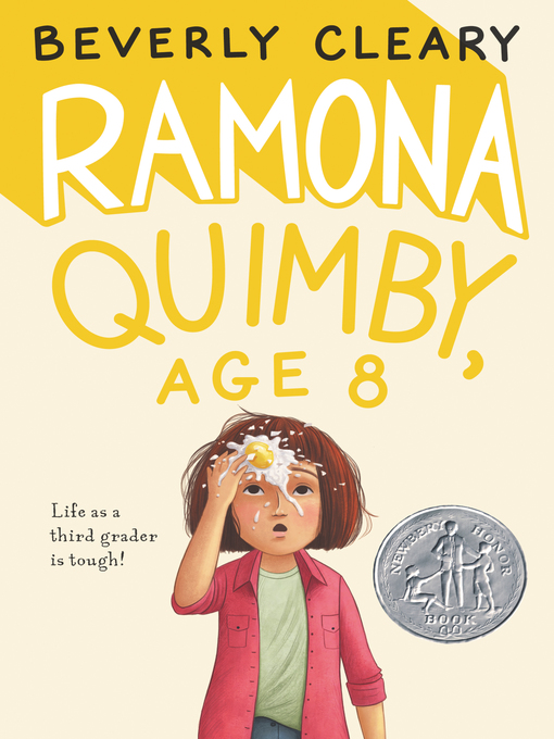 Cover of Ramona Quimby, Age 8