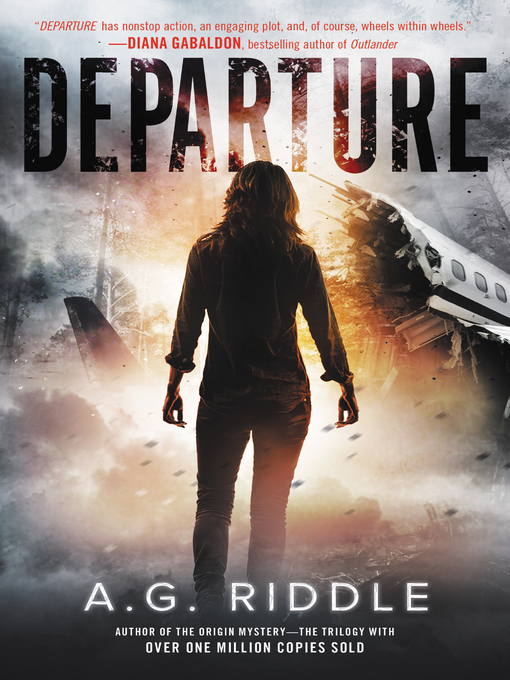 Title details for Departure by A. G. Riddle - Wait list