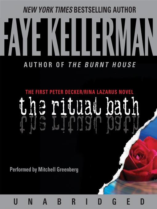 Title details for The Ritual Bath by Faye Kellerman - Wait list