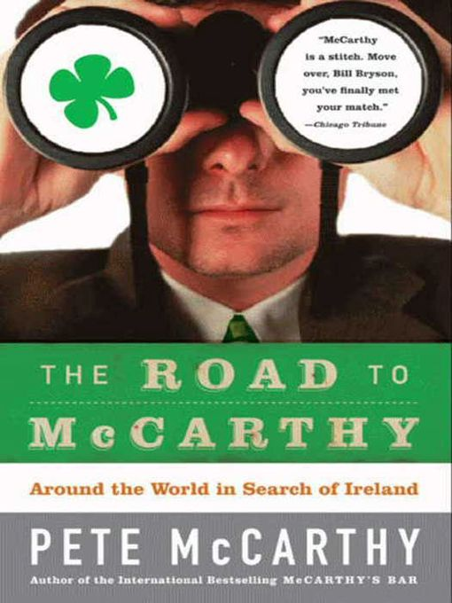 Title details for The Road to McCarthy by Pete McCarthy - Wait list