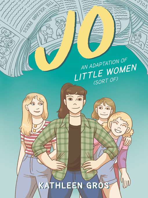Title details for Jo by Kathleen Gros - Available
