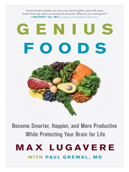 Title details for Genius Foods by Max Lugavere - Wait list