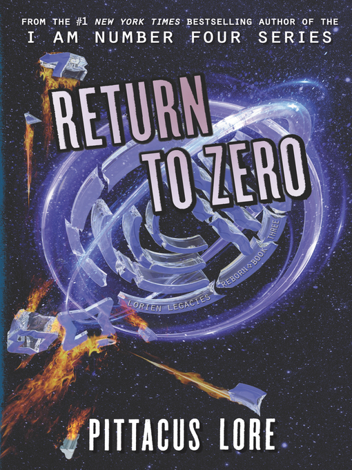 Title details for Return to Zero by Pittacus Lore - Wait list