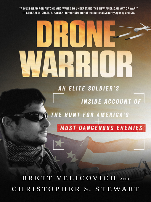 Title details for Drone Warrior by Brett Velicovich - Wait list
