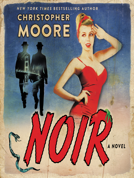 Title details for Noir by Christopher Moore - Available