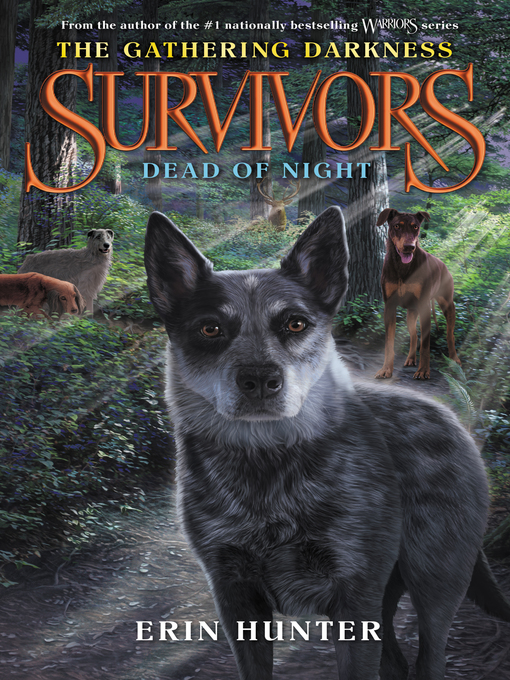 Title details for Dead of Night by Erin Hunter - Wait list