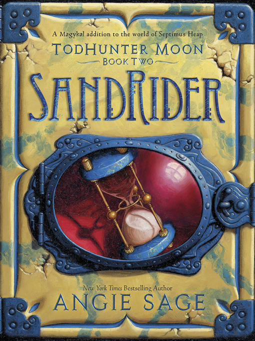 Title details for SandRider by Angie Sage - Wait list