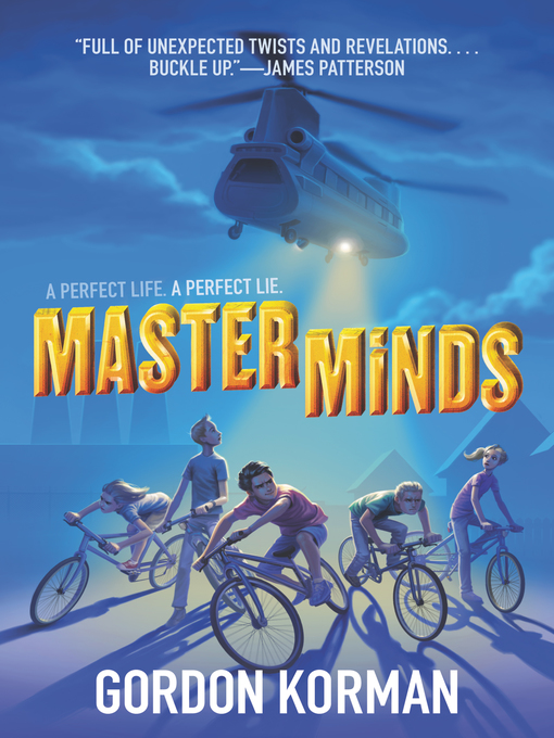 Cover of Masterminds