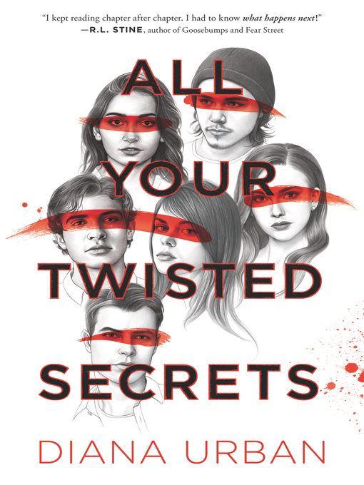 Cover of All Your Twisted Secrets