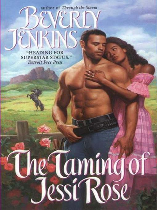 Title details for Taming of Jessi Rose by Beverly Jenkins - Available