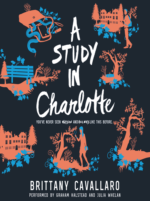 Title details for A Study in Charlotte by Brittany Cavallaro - Wait list