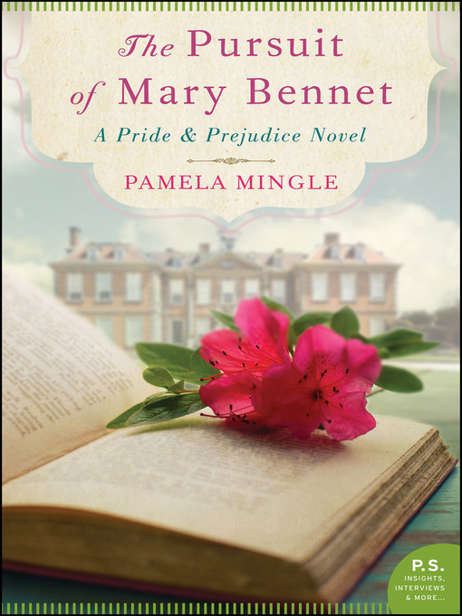 The Pursuit Of Mary Bennet Berkeley Public Library Overdrive
