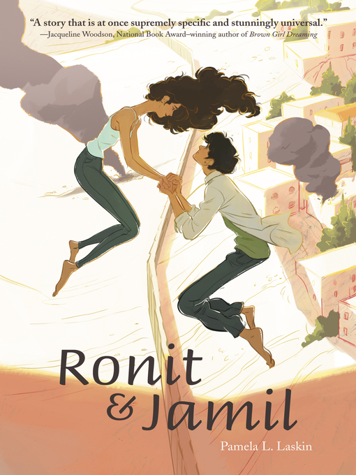 Title details for Ronit & Jamil by Pamela L. Laskin - Available